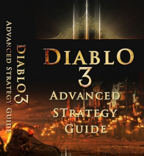 Product picture Diablo 3 Advanced Strategy Guide